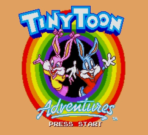 Tiny Toon Adventures Busters